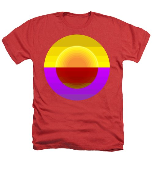 Sunset Heathers T-Shirt