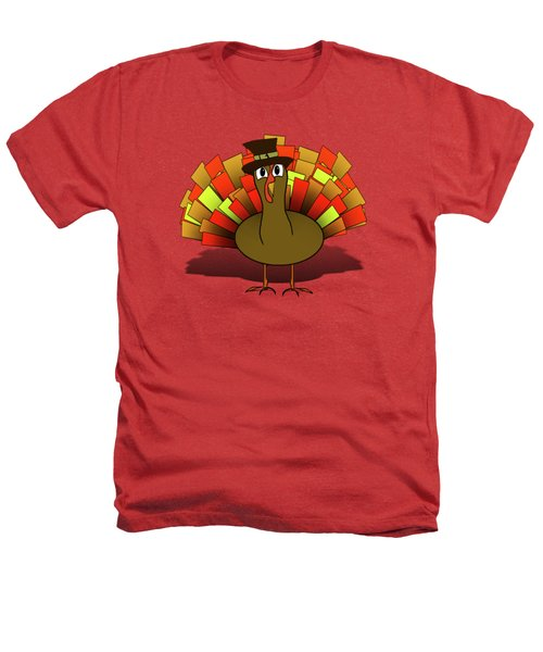 Thanksgiving Turkey Pilgrim Heathers T-Shirt
