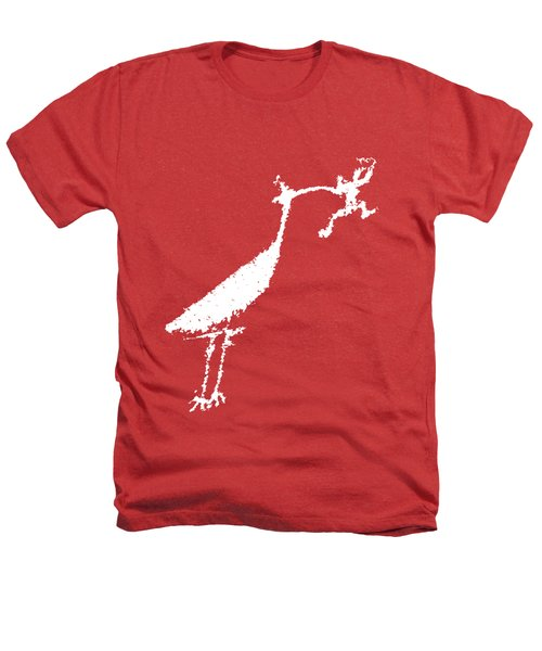 The Crane Heathers T-Shirt by Melany Sarafis
