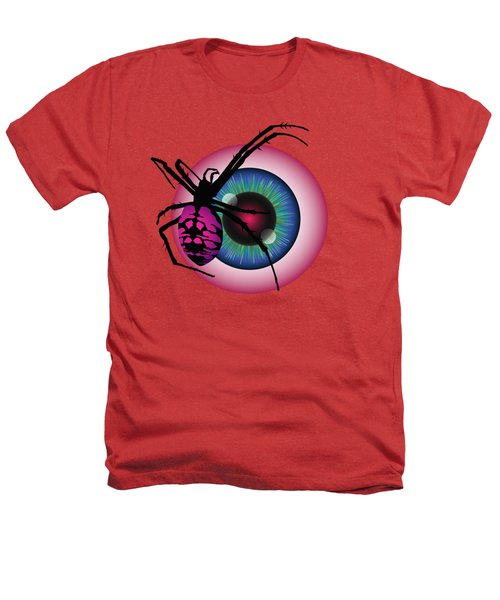 The Eye Of Fear Heathers T-Shirt by MM Anderson