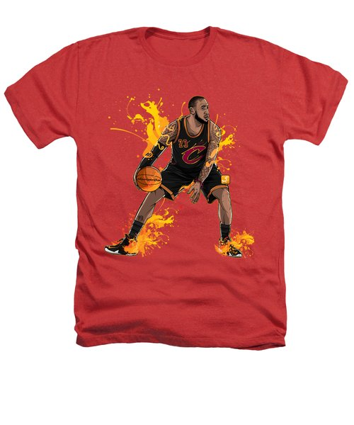 The King James Heathers T-Shirt by Akyanyme
