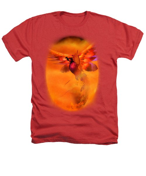The Phoenix Heathers T-Shirt by Brandy Thomas