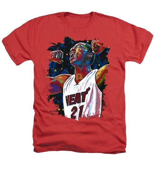 The Whiteside Flex Heathers T-Shirt