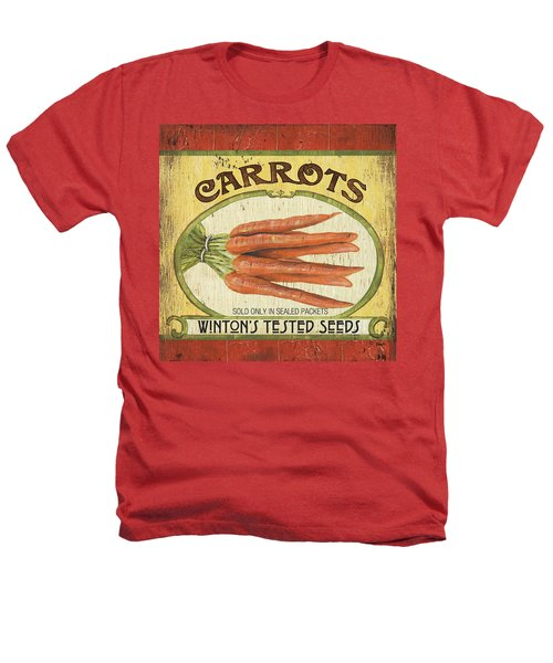 Veggie Seed Pack 4 Heathers T-Shirt