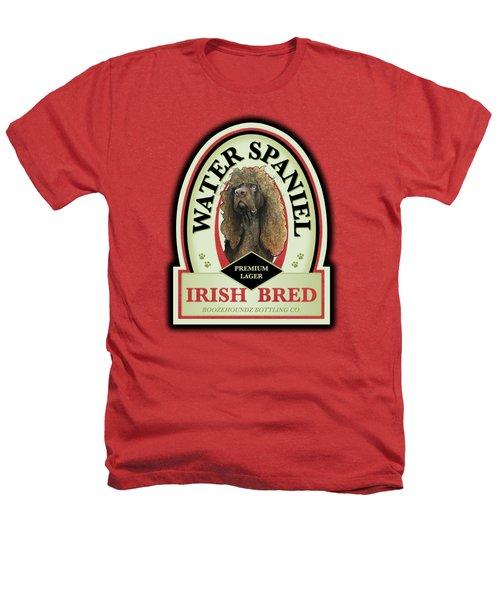 Water Spaniel Irish Bred Premium Lager Heathers T-Shirt