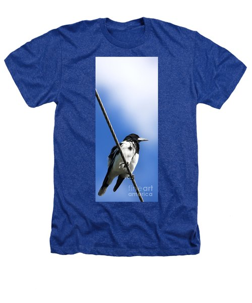 Magpie Up High Heathers T-Shirt