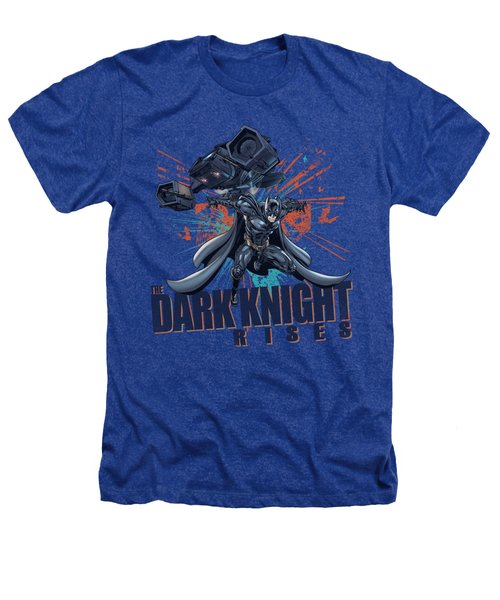 Dark Knight Rises - Batwing Heathers T-Shirt