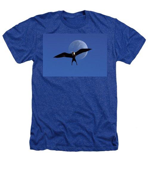 Frigatebird Moon Heathers T-Shirt