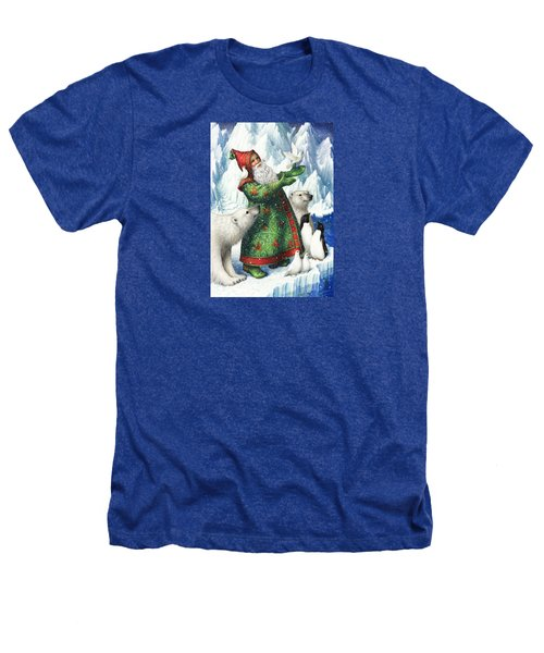 Gift Of Peace Heathers T-Shirt