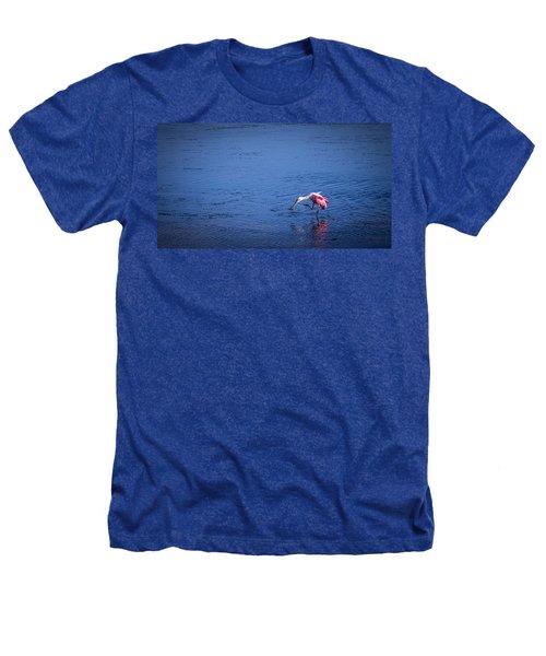 Happy Spoonbill Heathers T-Shirt