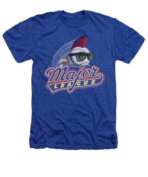 Major League - Title Heathers T-Shirt