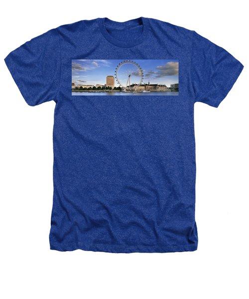 The London Eye Heathers T-Shirt by Rod McLean