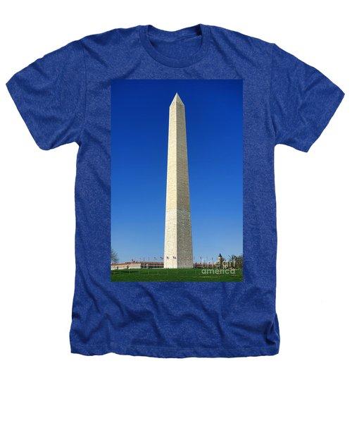 The Washington Monument Heathers T-Shirt