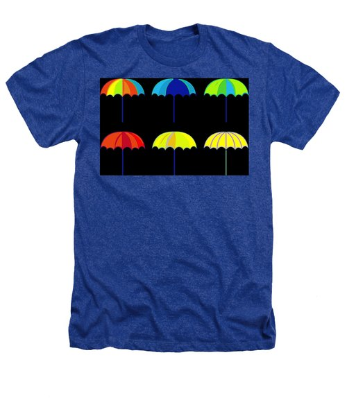 Umbrella Ella Ella Ella Heathers T-Shirt by Florian Rodarte