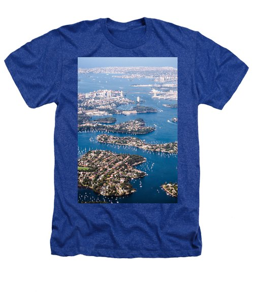 Sydney Vibes Heathers T-Shirt by Parker Cunningham