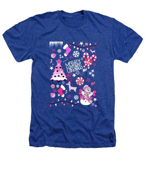 Christmas Heathers T-Shirt by Mark Ashkenazi