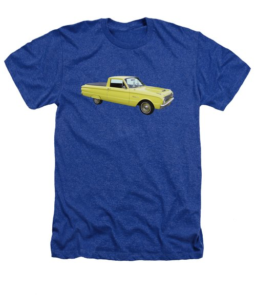 1962 Ford Falcon Pickup Truck Heathers T-Shirt by Keith Webber Jr