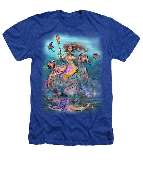 Mermaid Heathers T-Shirt by Kevin Middleton