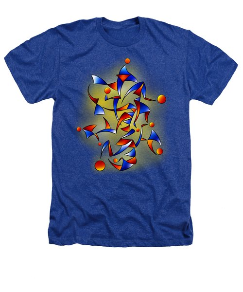 Abugila V5 Heathers T-Shirt by Cersatti
