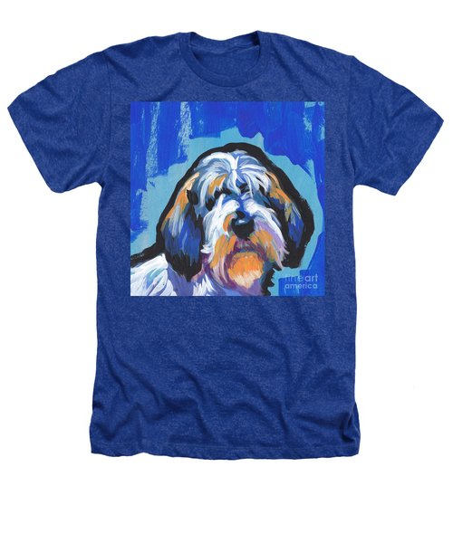 All Rhymes Pbgv Heathers T-Shirt by Lea S
