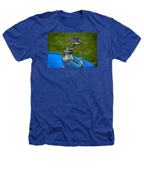 Amilcar Pegasus Emblem Heathers T-Shirt