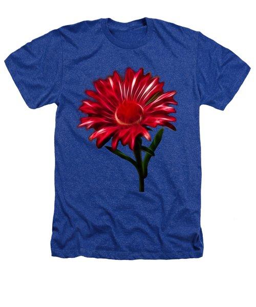 Red Daisy Heathers T-Shirt