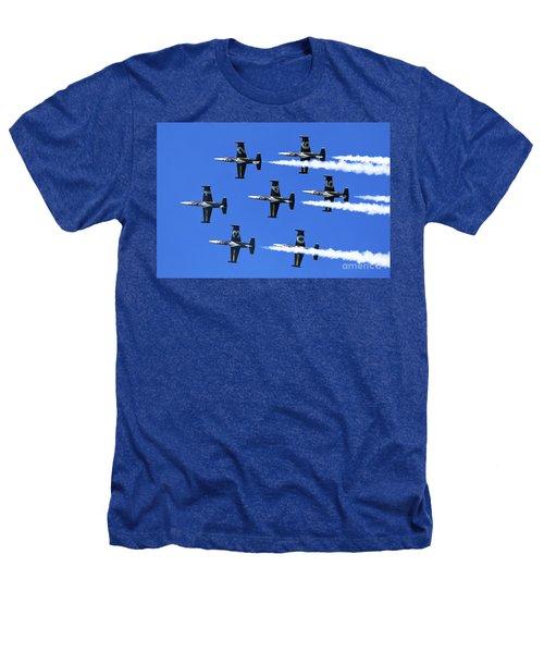 Breitling Air Display Team L-39 Albatross Heathers T-Shirt