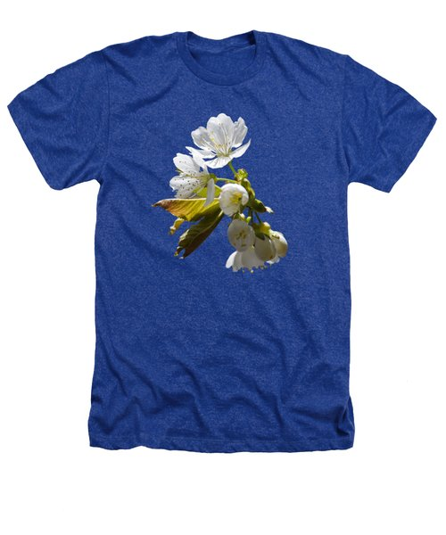 Cherry Blossoms Heathers T-Shirt