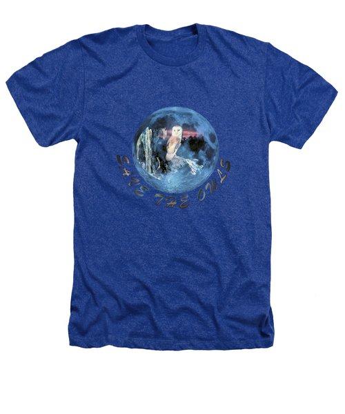 City Lights Heathers T-Shirt