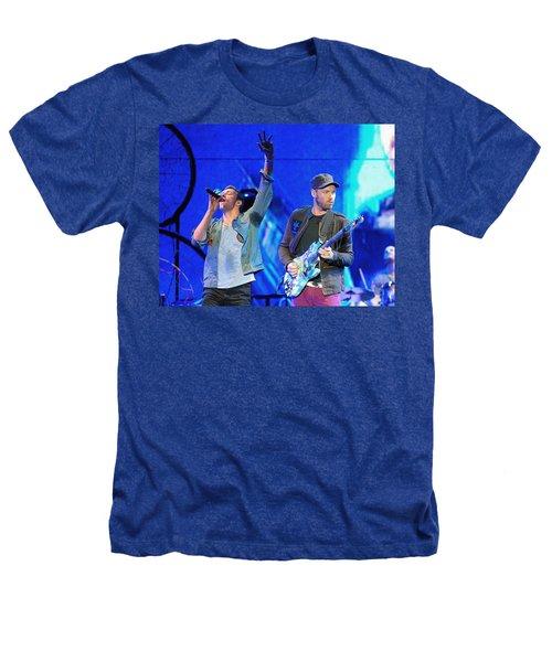Coldplay6 Heathers T-Shirt by Rafa Rivas