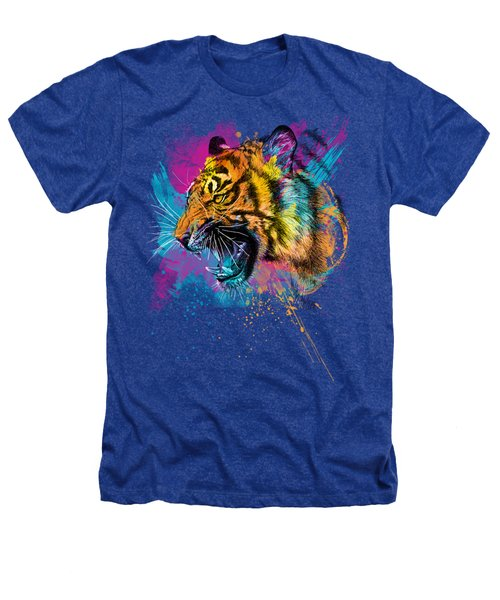 Crazy Tiger Heathers T-Shirt
