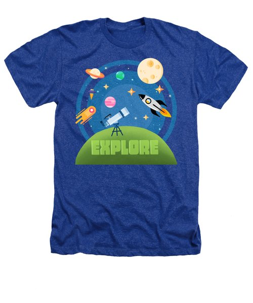 Explore Space Heathers T-Shirt