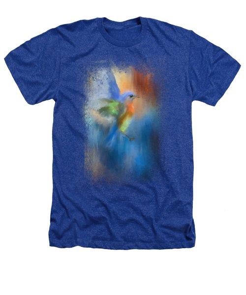 Flight Of Fancy Heathers T-Shirt