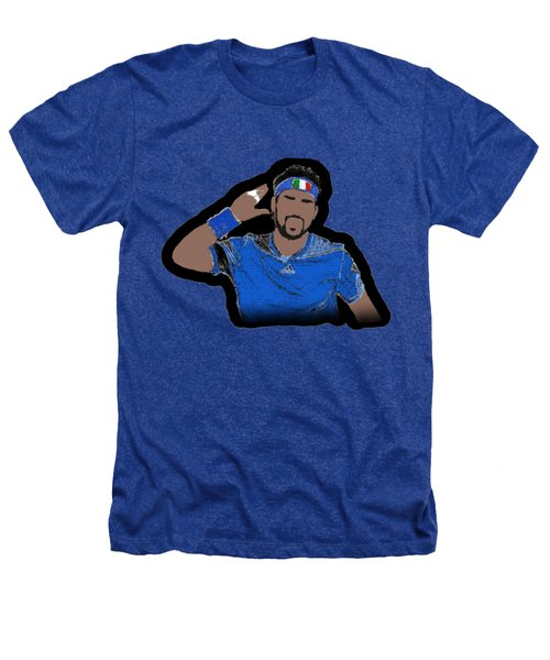Fognini Heathers T-Shirt by Pillo Wsoisi