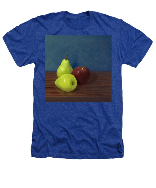 Fruit On A Table Heathers T-Shirt by Jacqueline Barden