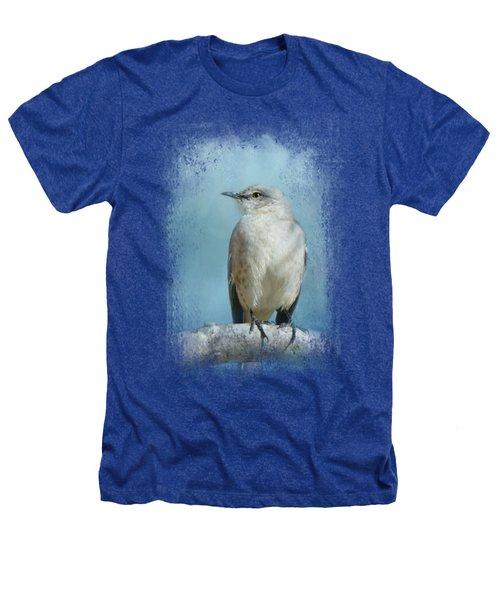 Good Winter Morning Heathers T-Shirt by Jai Johnson