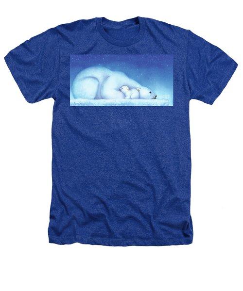 Arctic Bears, Goodnight Nanook Heathers T-Shirt