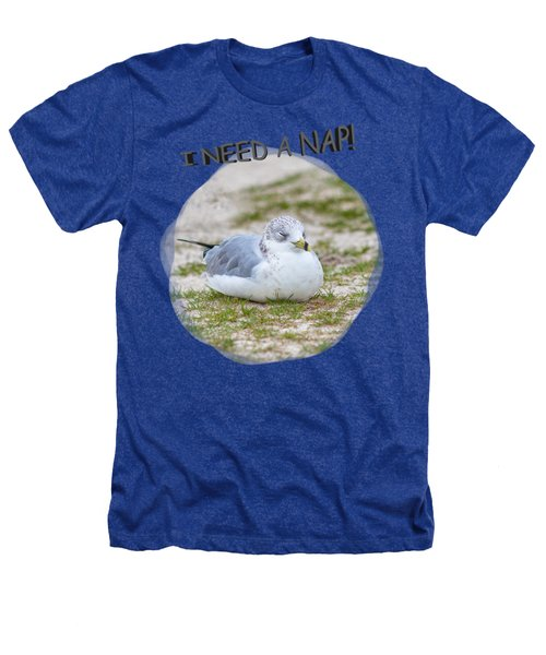 Gull Nap Time Heathers T-Shirt