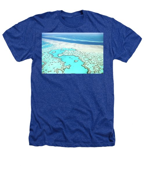 Heart Reef Heathers T-Shirt