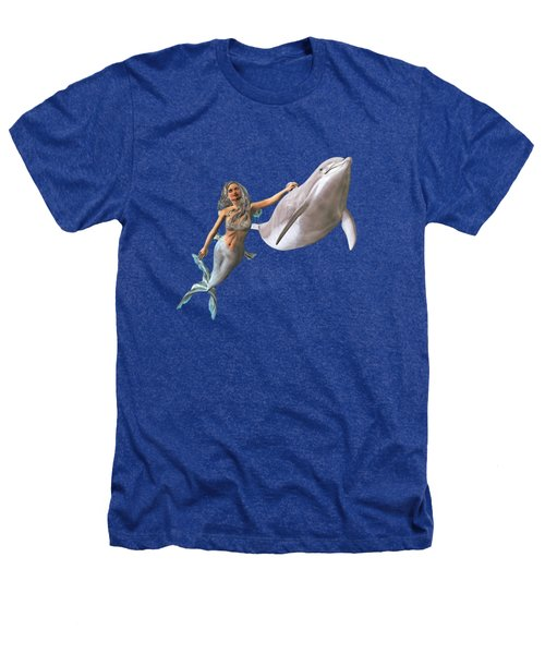Hitching A Ride Heathers T-Shirt