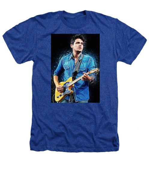 John Mayer Heathers T-Shirt by Taylan Apukovska