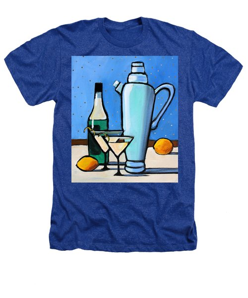 Martini Night Heathers T-Shirt