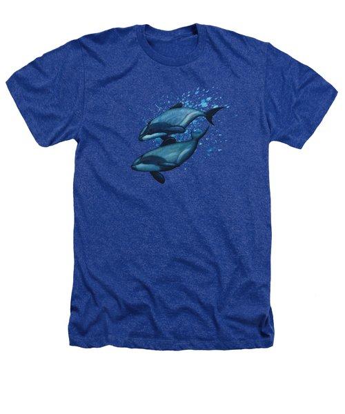 Maui's Magic Heathers T-Shirt by Amber Marine