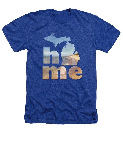 Michigan Home Heathers T-Shirt