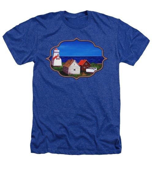 North Rustico - Prince Edwards Island Heathers T-Shirt