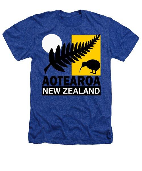 Nz-new Zealand Heathers T-Shirt