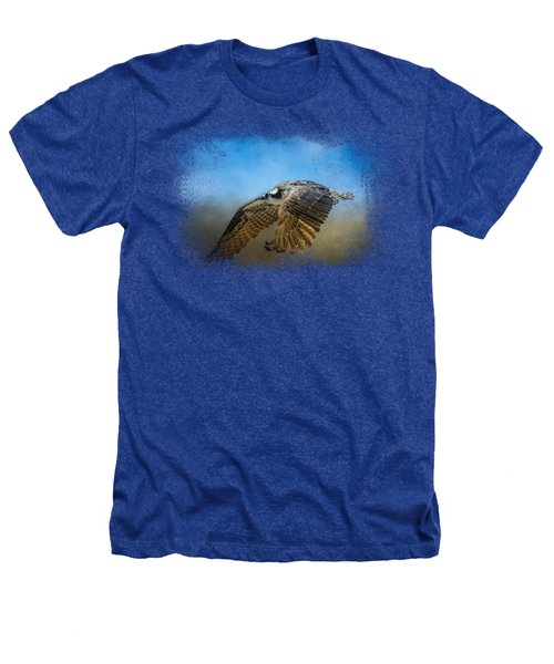 Osprey Over Pickwick Heathers T-Shirt