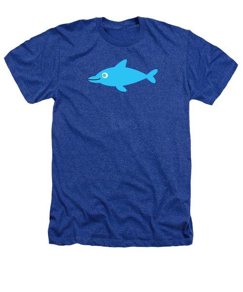 Pbs Kids Dolphin Heathers T-Shirt