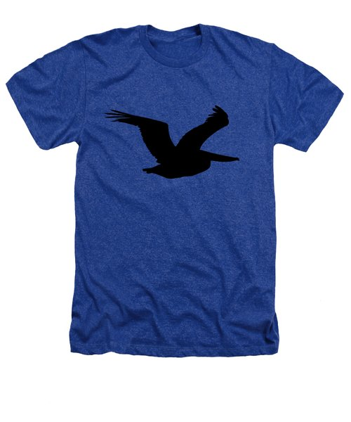 Pelican Profile .png Heathers T-Shirt by Al Powell Photography USA