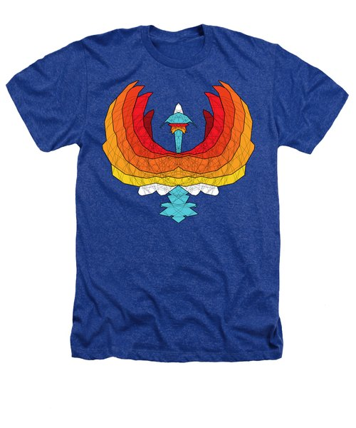 Phoenix Heathers T-Shirt by Dusty Conley